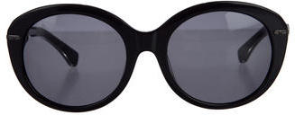 MonclerMoncler Tinted Oversize Sunglasses
