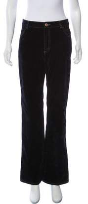 See by Chloe High-Rise Wide-Leg Jeans
