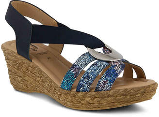 Spring Step Misi Espadrille Wedge Sandal - Women's