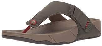 FitFlop TRAKK II Men'S Textile FLIP Flops Sandal