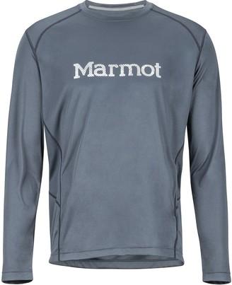 Marmot Windridge With Graphic Long-Sleeve Top - Men's