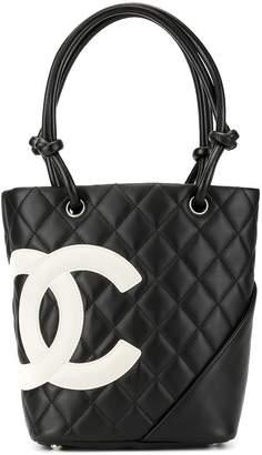 Chanel Pre-Owned Cambon Line tote