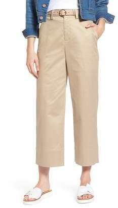 1901 High Waist Crop Wide Leg Pants (Regular & Petite)