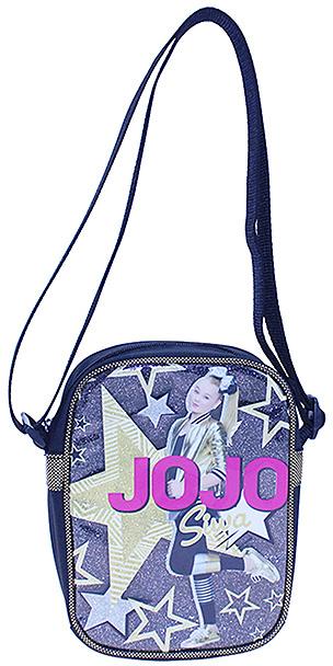 Black & Purple JoJo Siwa Crossbody Bag