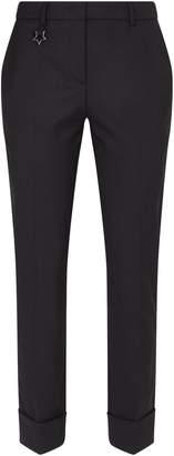 Lorena Antoniazzi Wool-Blend Trousers