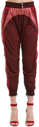 Isabel Marant Raruso Color Block Nylon Track Pants