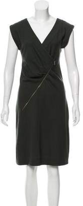Marc by Marc Jacobs Sleeveless Wool Dress