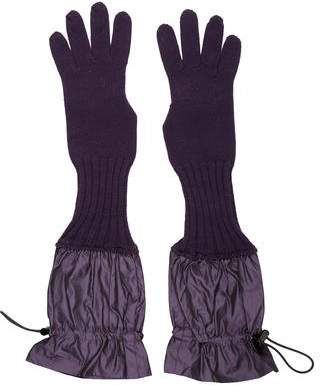 Burberry Knit Gloves