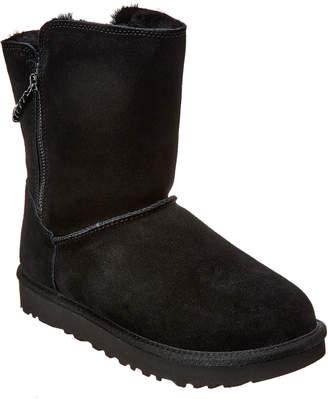 UGG Women's Classic Short Sparkle Zip Boot