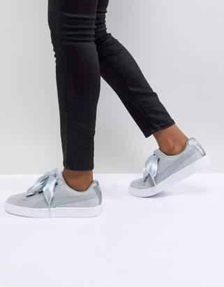 Puma Suede Heart Safari Sneaker