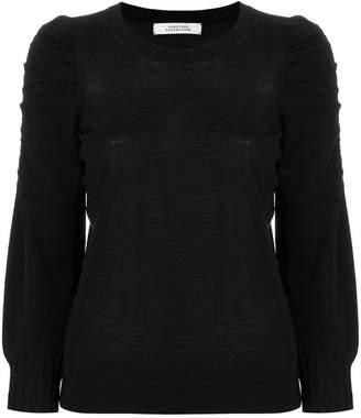 Schumacher Dorothee ruffle sleeve sweater
