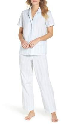 J.Crew J. Crew Striped Sleep Short Sleeve Pajamas