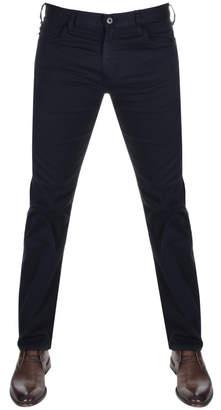 Emporio J45 Regular Slim Fit Jeans Navy