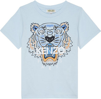 Kenzo Tiger cotton t-shirt 2-3 years $43 thestylecure.com