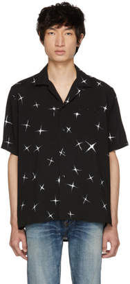Saint Laurent Black Star Shirt