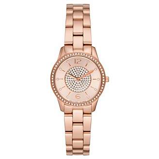 b44355701a04 Michael Kors Womens Analogue Quartz Watch with Stainless Steel Strap MK6619