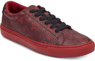 GUESS Men's Barette2 Lace-Up Sneakers Men's Shoes