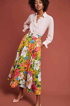Mara Hoffman Tulay Floral Skirt