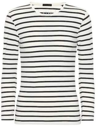 ATM Anthony Thomas Melillo Striped cotton T-shirt