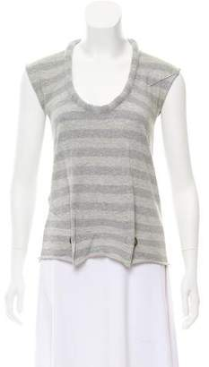 CNC Costume National Knit Sleeveless Top