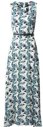 Dorothy Perkins Womens *Izabel London Multi Green Printed Maxi Dress