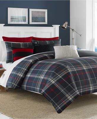 "Nautica Booker 18"" x 18"" Decorative Pillow Bedding"