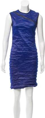 Yigal Azrouel Sleeveless Mini Dress