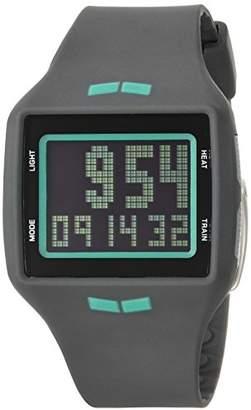 Vestal 'Helm' Quartz Plastic and Polyurethane Sport Watch