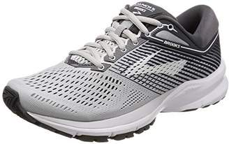 Brooks Women's Launch 5 Running Shoe (BRK-120266 1B 4078040 6.5 BLK/EBO/Gry)