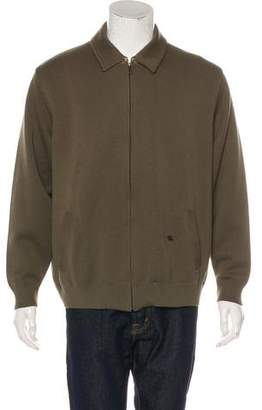 Burberry Merino Wool-Blend Jacket