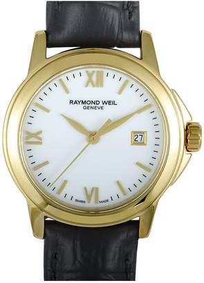Raymond Weil Women's Leather Watch