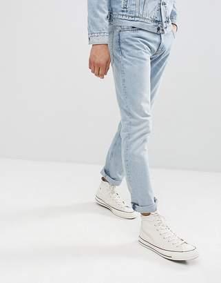 Weekday Friday Spring Blue Rigid Skinny Jeans