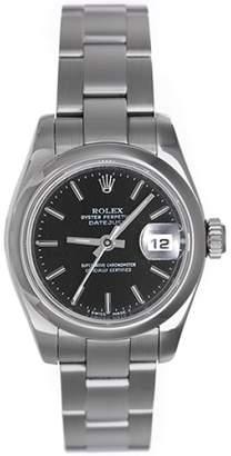 Rolex Datejust 179160 Stainless Steel 26mm Womens Watch