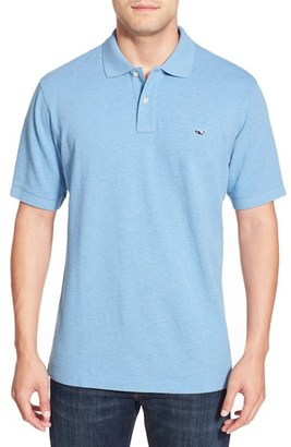 Men's Vineyard Vines 'Classic' Pique Knit Polo $69.50 thestylecure.com
