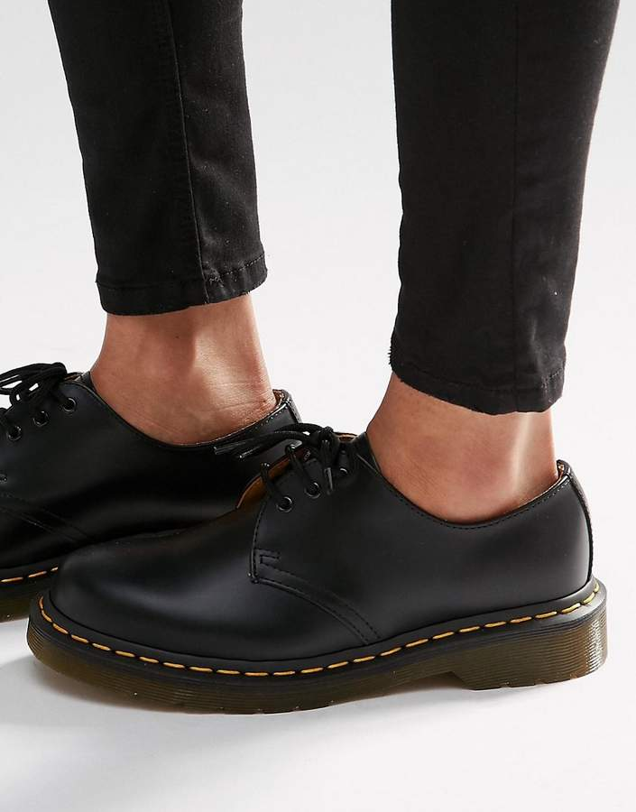 Dr. Martens Dr Martens 1461 3-Eye Gibson Flat Shoes