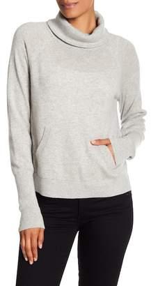 Veronica Beard Oliver Cashmere Turtleneck Sweater