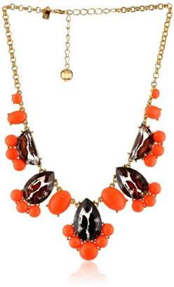Kate Spade Day Tripper Flo Coral Necklace