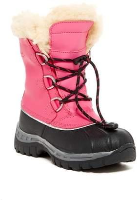 BearPaw Kelly Genuine Sheepskin Lined Snow Boot (Toddler, Little Kid, & Big Kid)