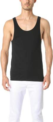 THE WHITE BRIEFS Rye Tank Top
