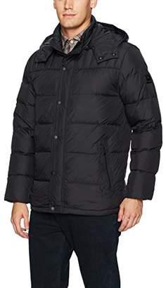 Ben Sherman Men's Down Puffer Jacket