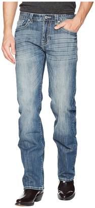 Rock and Roll Cowboy Reflex Revolver in Medium Wash M1R5140 Men's Jeans