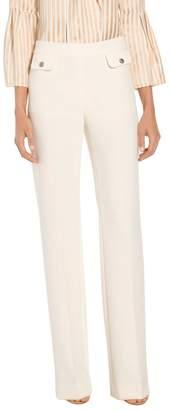 St. John Bella Double Weave Pants