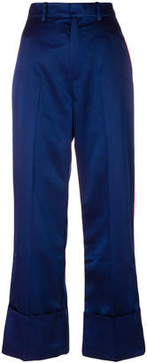 Tommy Hilfiger striped tailored pants