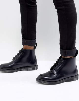 Dr. Martens Emmeline Refined Lace Up Leather Boot