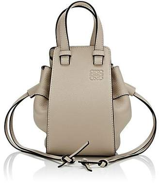Loewe Women's Hammock Mini Leather Bag - Light Oat