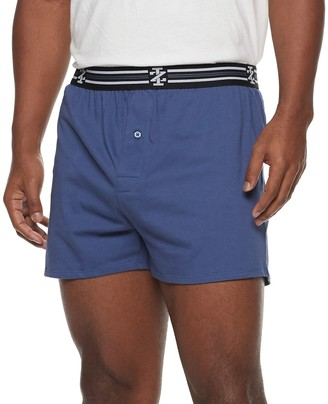 Izod Men's 3-pack Knit Midway Boxers