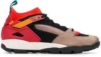 Nike colour block sneakers