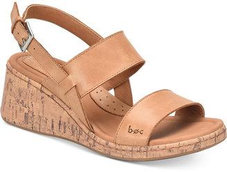 b.o.c. Lillia Slingback Sandals $85 thestylecure.com