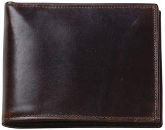 Moore & Giles Fine Leather Slim Bi-Fold Wallet