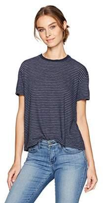 Velvet by Graham & Spencer Women's Vintage Stripe T-Shirt